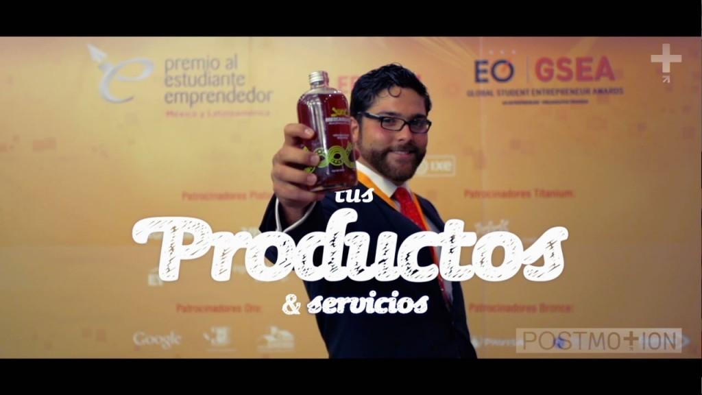 Presenta tu producto