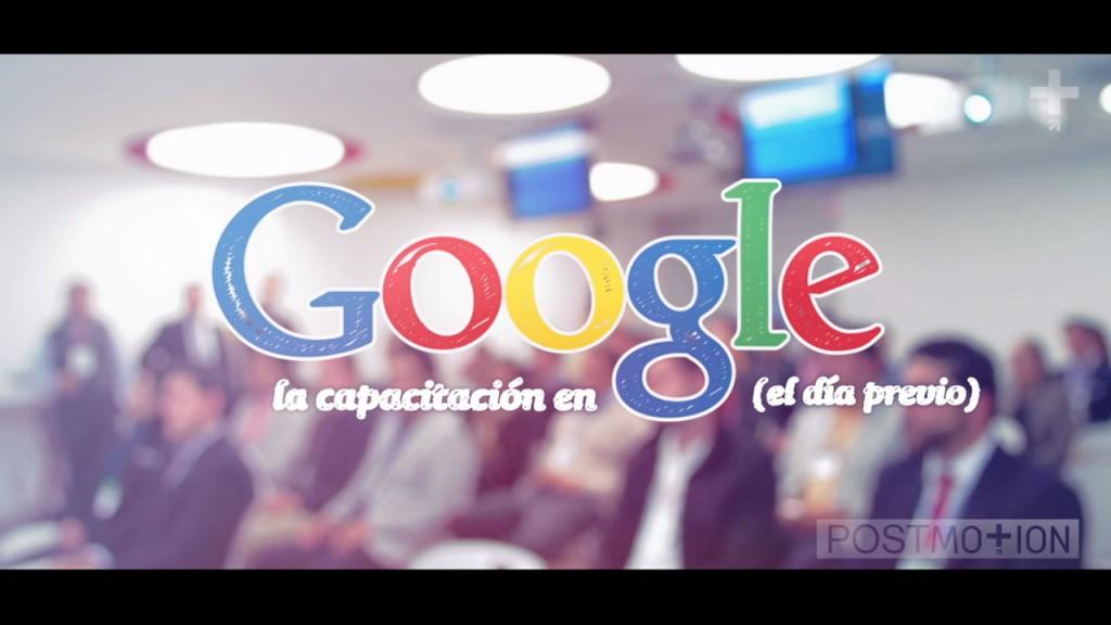 Capacitación en Google