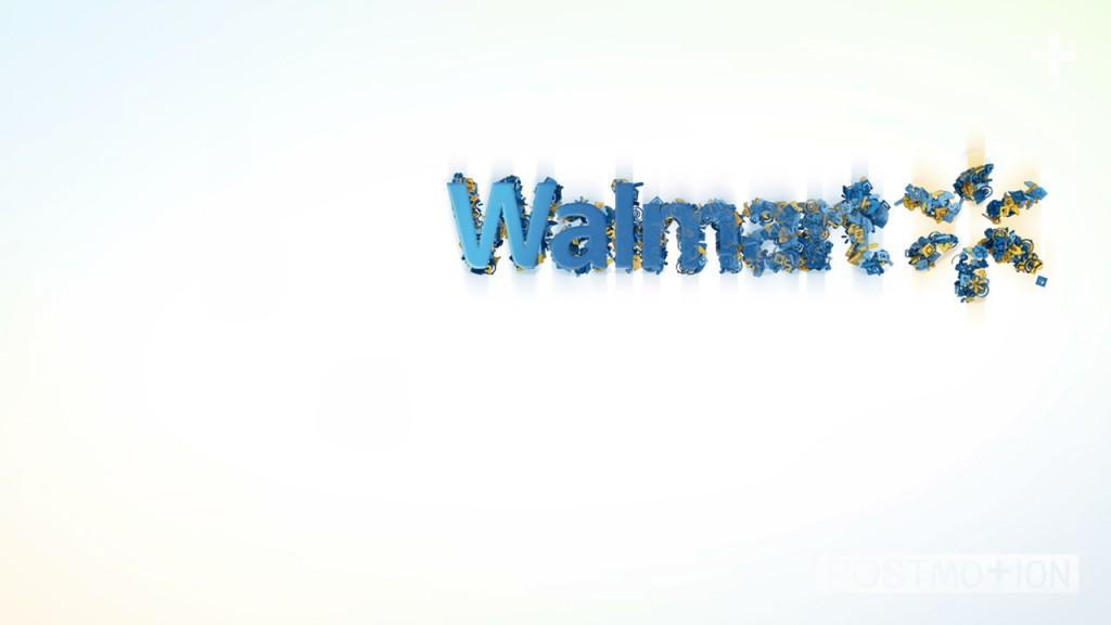 Walmart 3D Efects