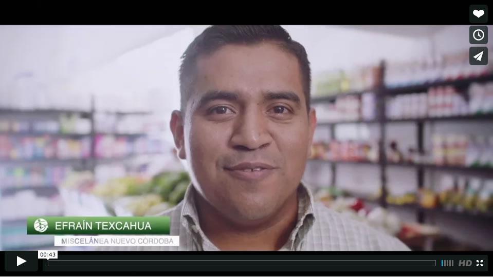 Miscelánea Nuevo Córdoba - Efraín Texcahua